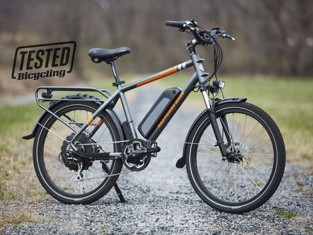 Electric Commuter Bike >> Radcity
