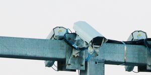 radar fijo multas