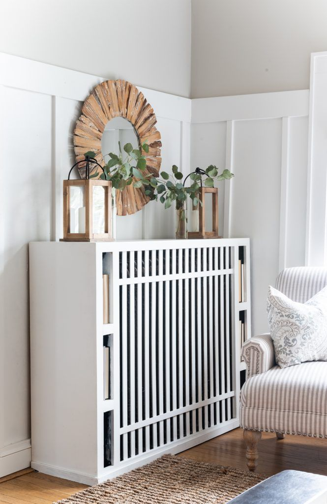 15 Diy Radiator Cover Ideas How To Make A Radiator Cover