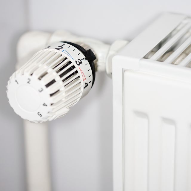 tiktok hack shows how to easily clean the inside of your radiators
