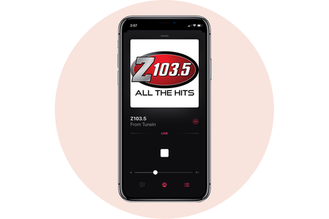 siri live radio iphone