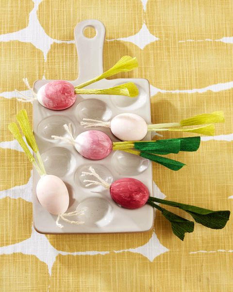 radish eggs