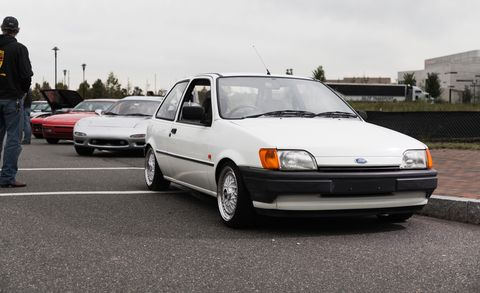Ford Fiesta (Mark 3)