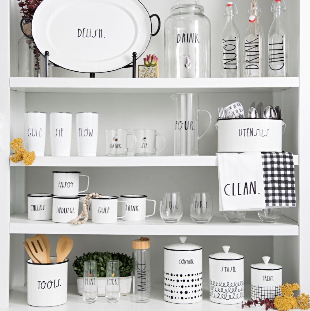 Best Of Rae Dunn S Home Decor Line Kirkland S Rae Dunn Collection