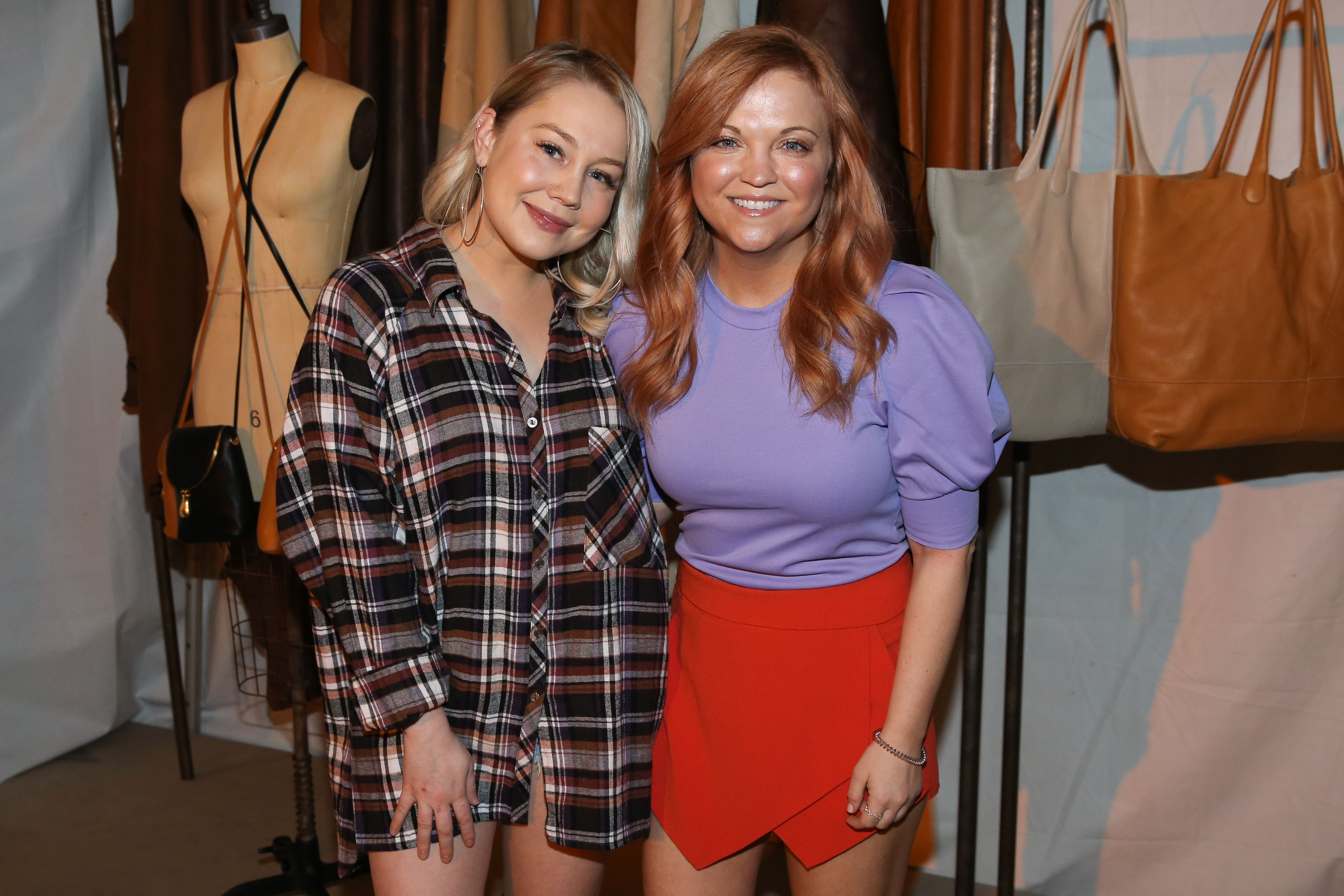 RaeLynn and Krista Roser RaeLynn and Krista Roser celebrate Hobo and Karen Elson's handbag collaboration and the opening of Hobo Leather Lounge on April 4 in Nashville, Tennessee.