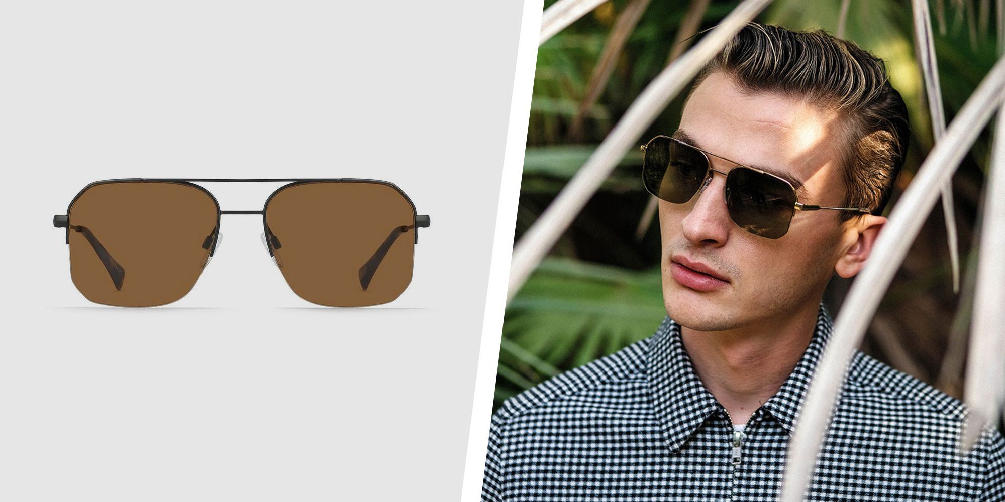 The 9 Best Aviator Sunglasses Any Guy Can Pull Off