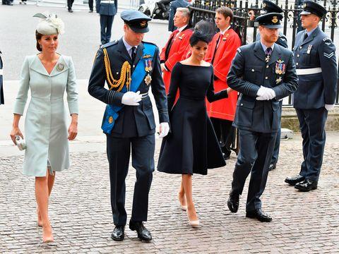 RAF centenary celebrations