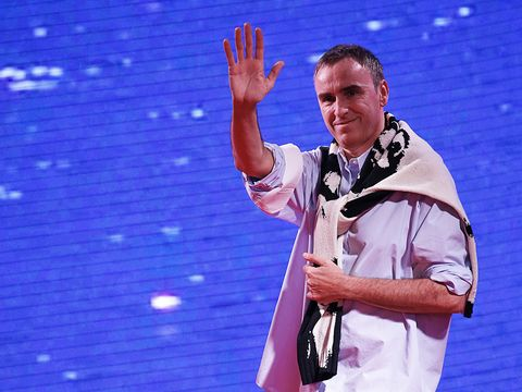 buy online 332a3 c2d19 Raf Simons lascia Calvin Klein: perché il designer belga ci ...