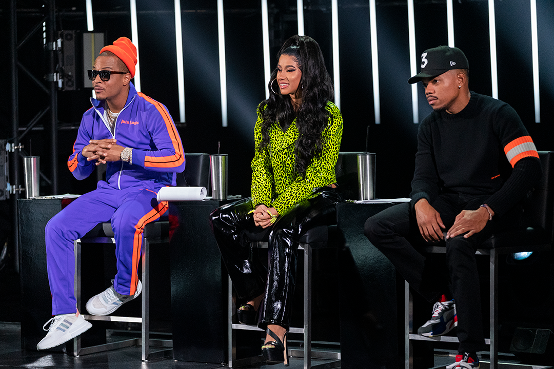 Rhythm + Flow: How to Listen to the Top 8 Contestants' New Songs