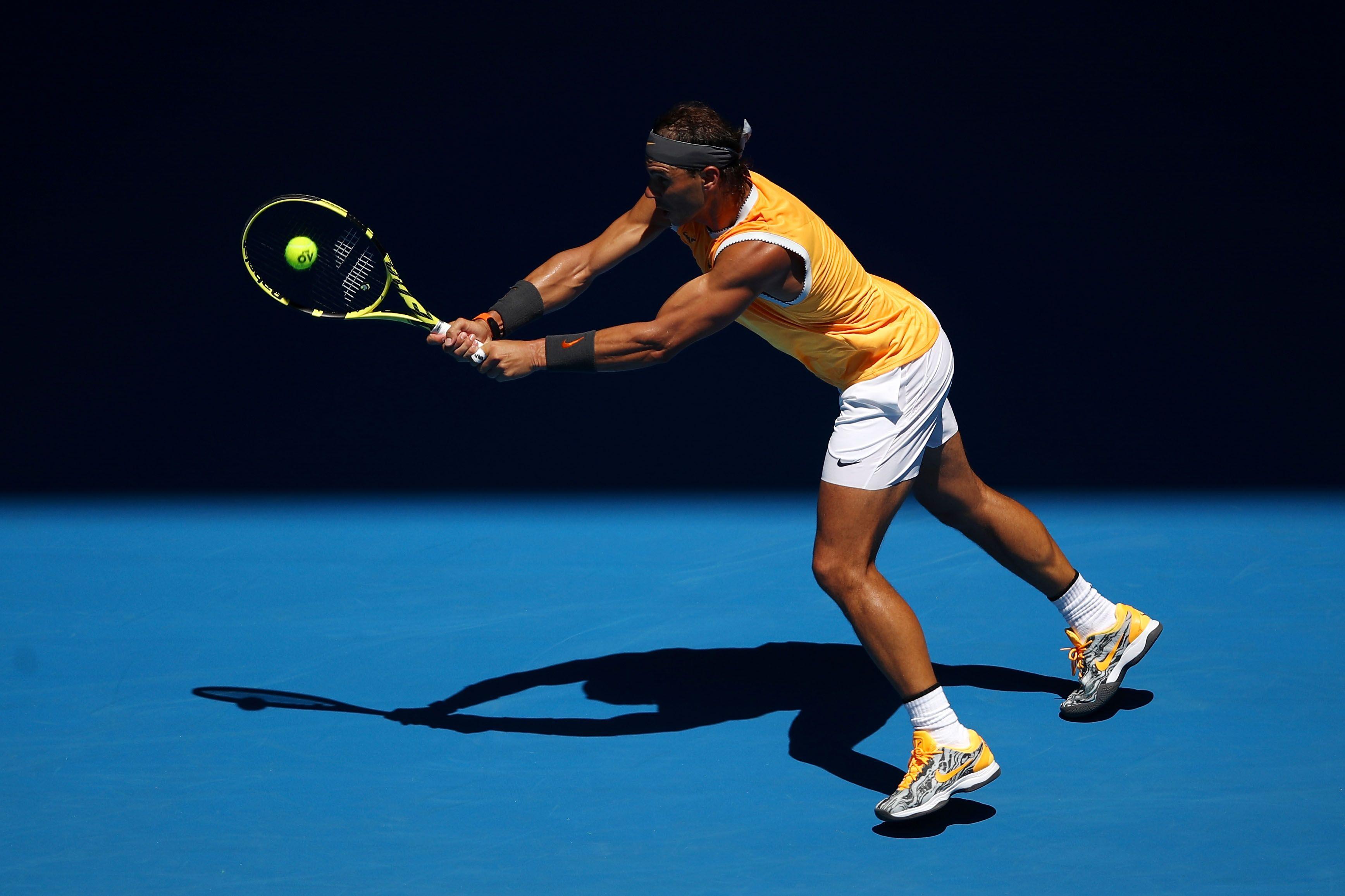 Nadal En El Open De Australia Como Entrena Rafa Nadal Para Seguir Disputando Finales De Grand Slam