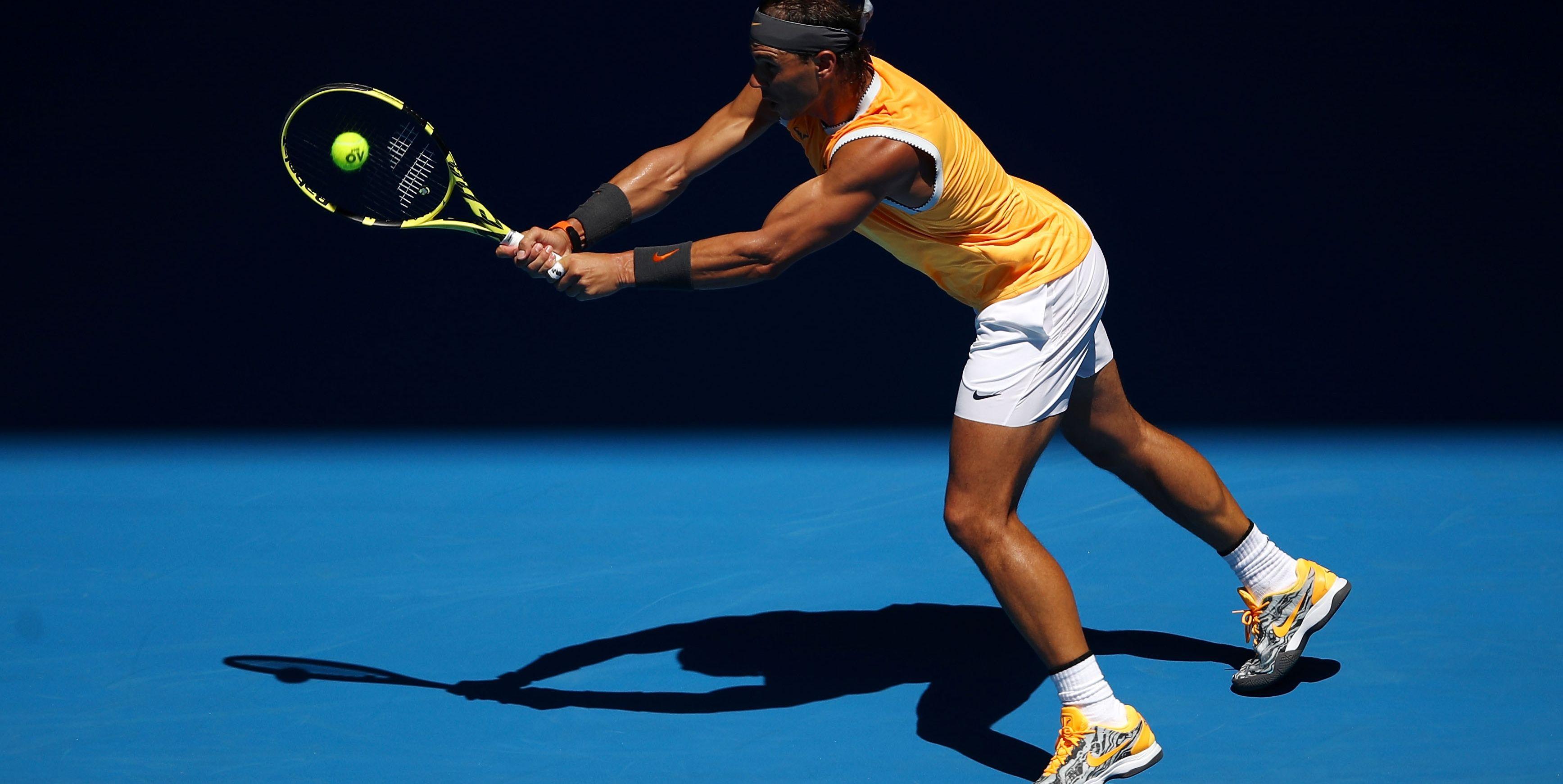 Rafa Nadal 2019 Australian Open