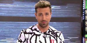 Rafa Mora se estrena como presentador de 'Sálvame'