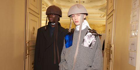 Headgear, Outerwear, Hat, Fashion accessory,
