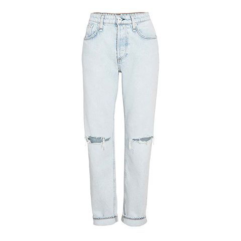 rag and bone mid rise boyfriend jeans