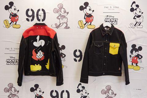 Pop-Up Shop, RAG & BONE, rag & bone X Mickey Mouse, 快閃店, 米奇, 米奇聯名系列, 迪士尼聯名
