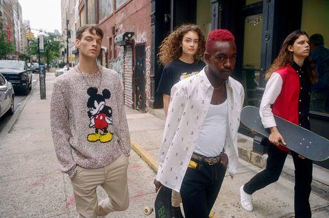 Rag & Bone, Rag & Bone x 米奇, Rag & Bone x迪士尼, Rag & Bone和米奇聯名系列, 米奇聯名系列, 迪士尼聯名系列