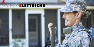 donna militare