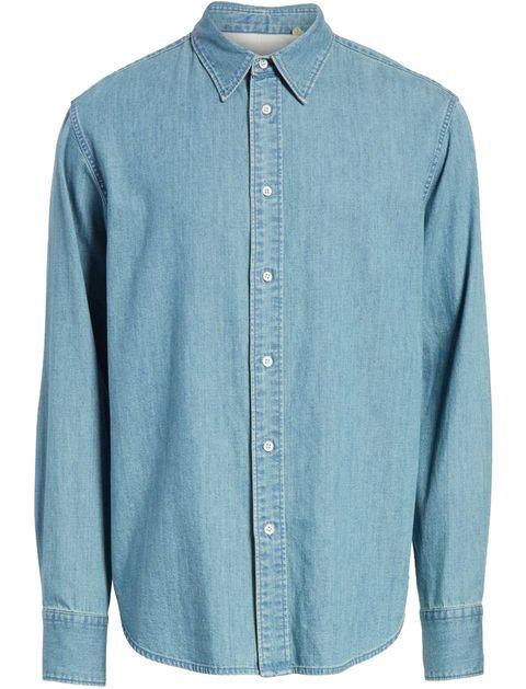 9de38235298 Best Denim Shirts for Fall - Denim is Best Fabric for Fall