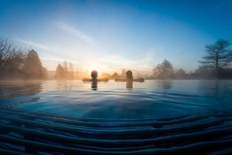 luxury spa hotels uk