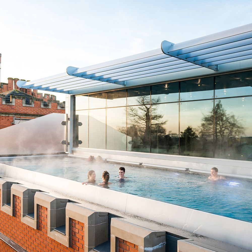 The UKs best spa hotels