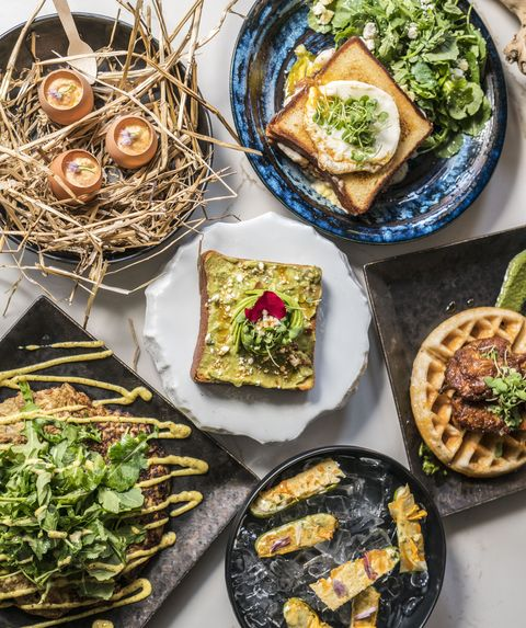 12 Restaurants Serving Easter