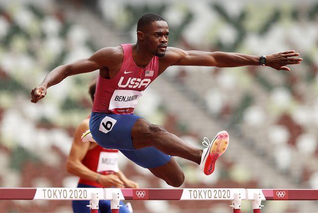 team usa sprinter olympics 2020
