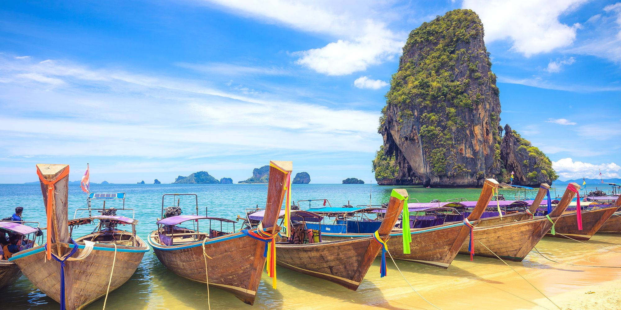 Railay Beach — Krabi