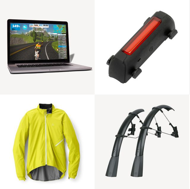 The Best Gear to Keep You Riding in the Rain