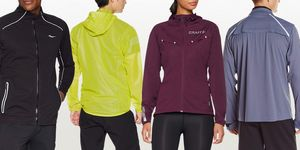 Waterproof Rain Jackets for Running