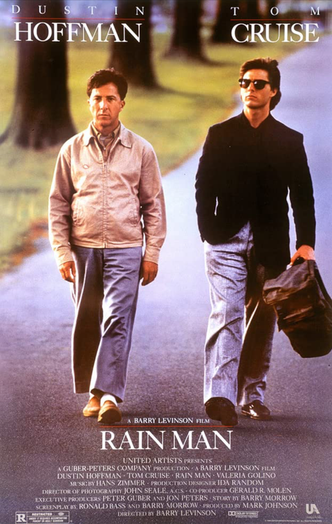 rain man best 80s movies