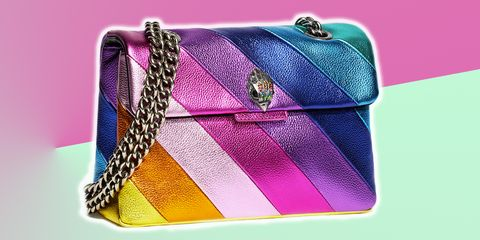 Rainbow Bag Kurt Geiger