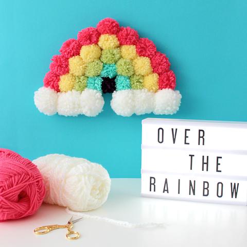 Rainbow - St Patrick's Day Crafts
