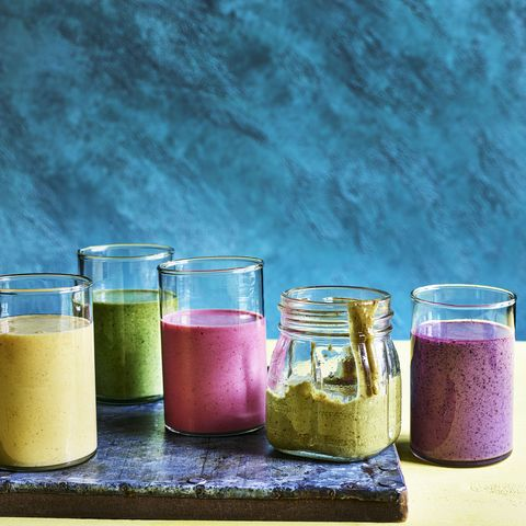 best smoothie recipes rainbow breakfast smoothies