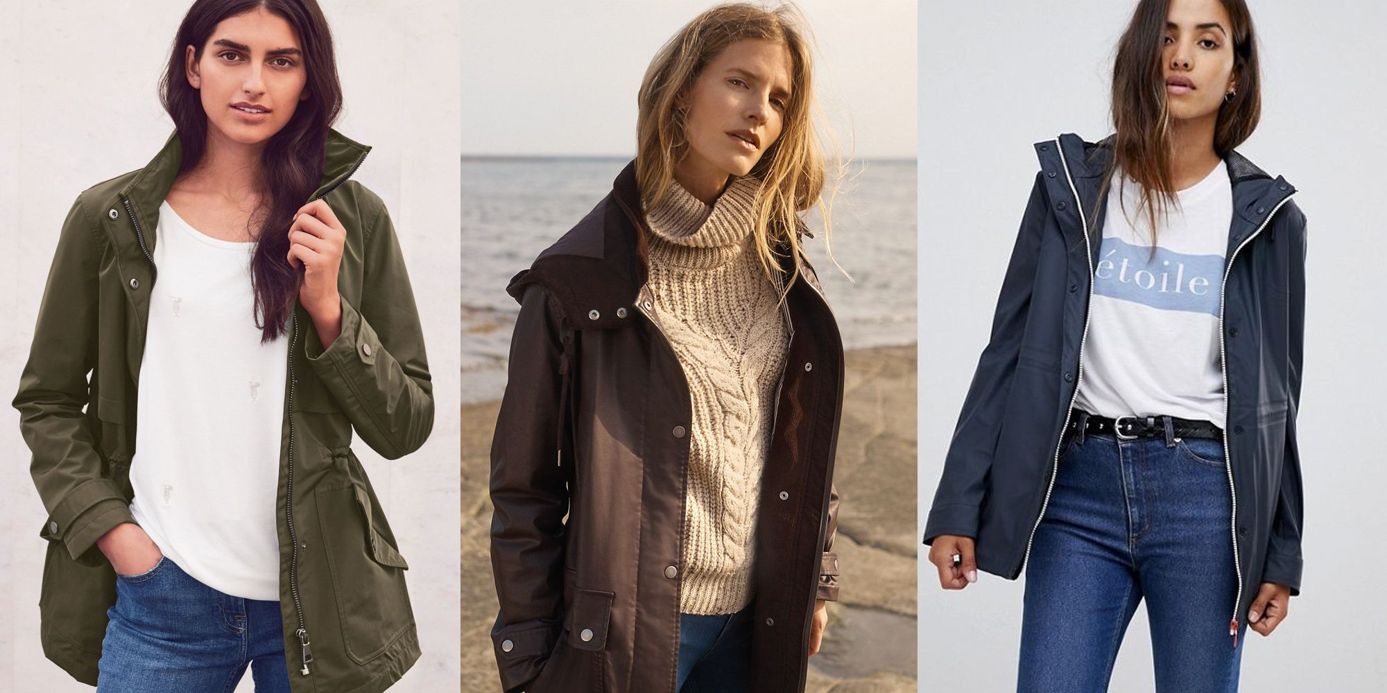 The best raincoats and waterproof jackets for autumn