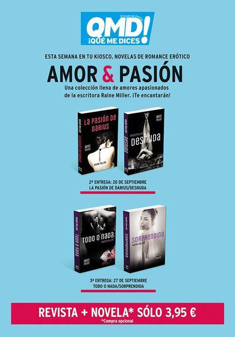 descubre las mejores obras de romance erótico con tu revista favorita
