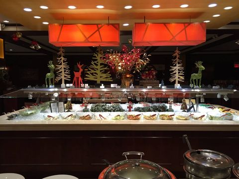 Excellent The Best Christmas Buffet In Every State Buffets Open On Home Interior And Landscaping Oversignezvosmurscom