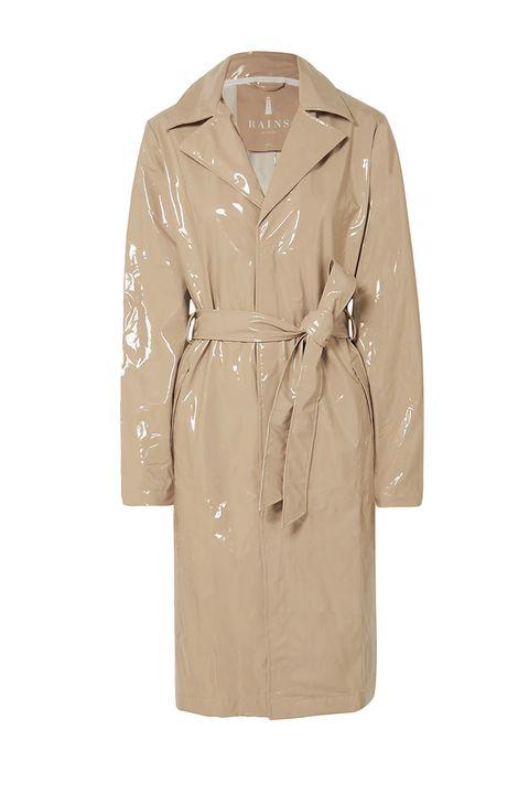 Winter coat - faux fur coat