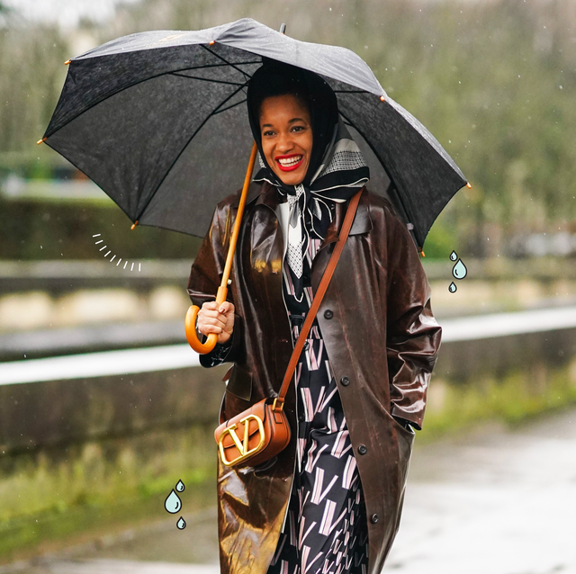 best rainy day outfit ideas