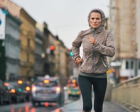 6 Tips for Running in the Rain