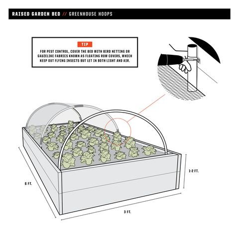 How To Start A Garden Build This Raised Garden Bed