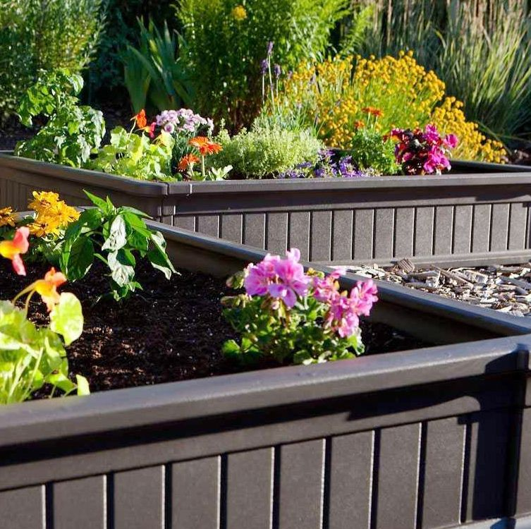 Raised Garden Beds Allow You to Grow Your Greenery in Any Outdoor Space