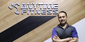 Raj Kumar Anytime Fitness