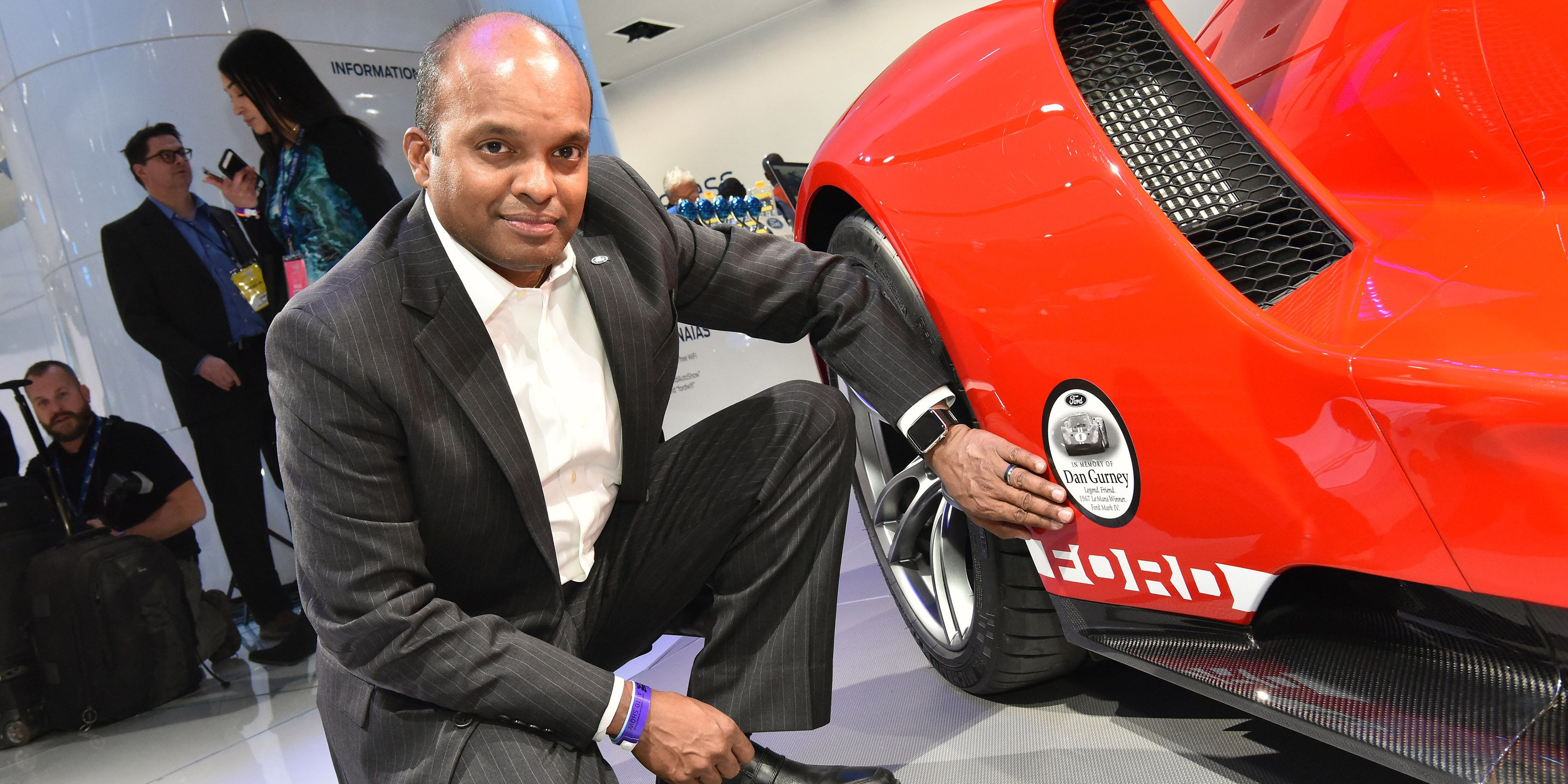 Father Of  Ford Gt Ousted At Ford Now President Of Company That Builds The Gt