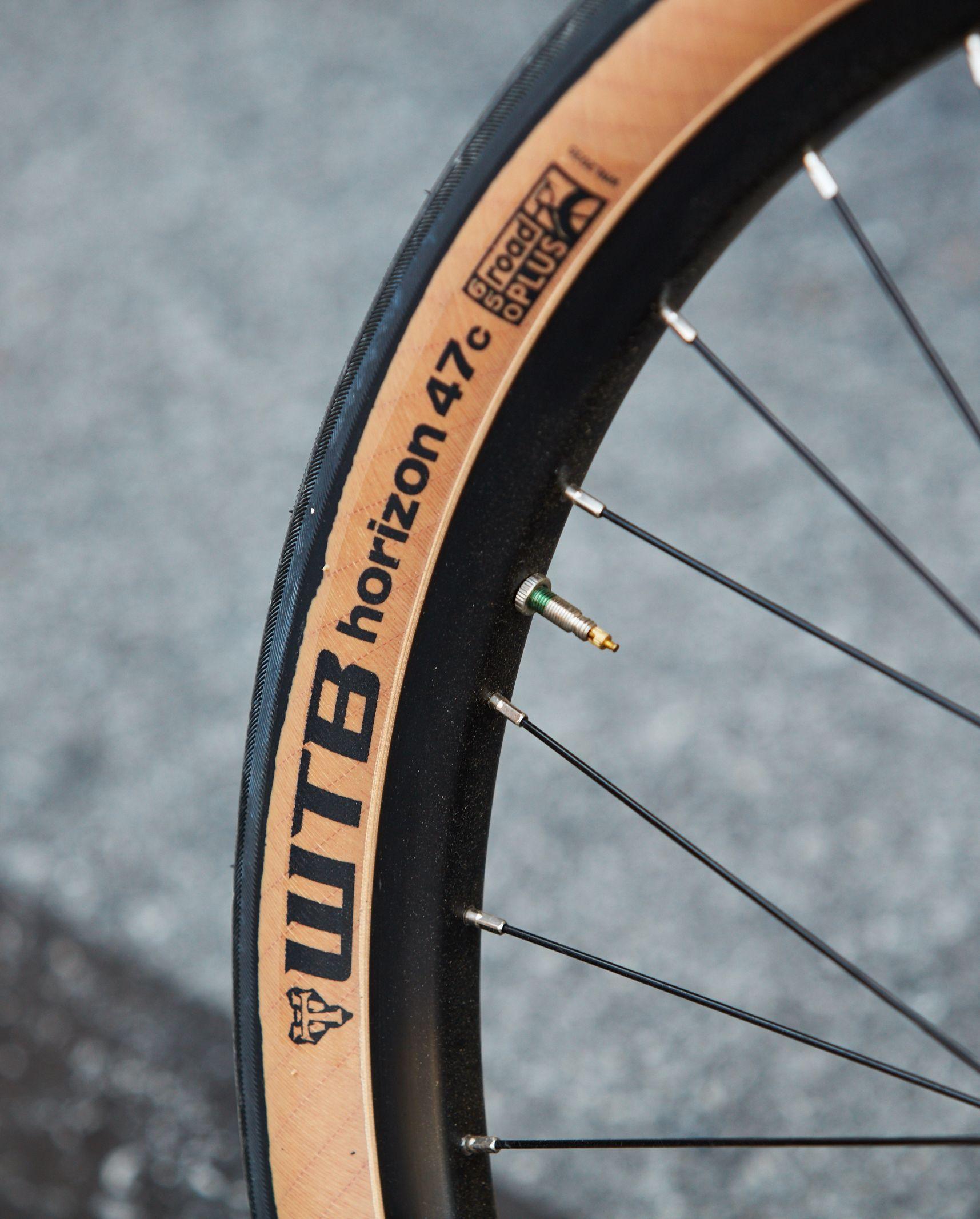 Raleigh Redux 2 WTB Horizon tires