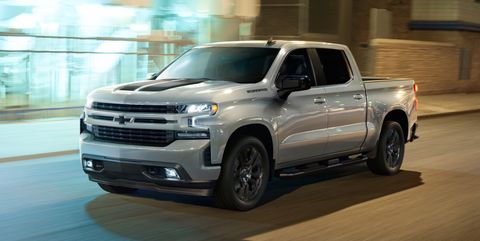 2020 Chevy Silverado Gets Fresh Midnight, Rally Special ...