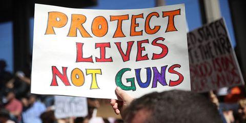 rally for gun control