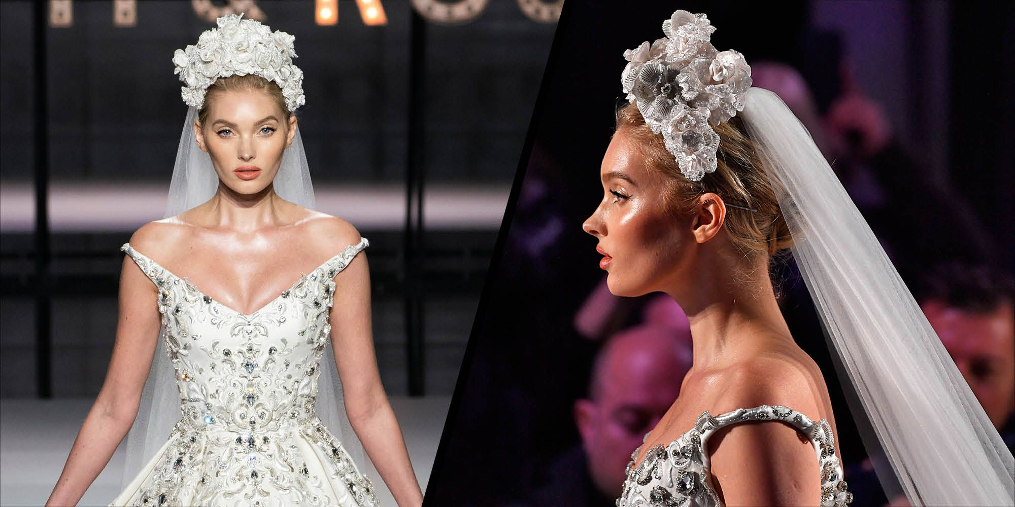 See The Breathtaking Ralph & Russo Bridal Gown From Every Angle