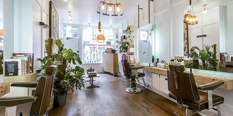 The best sustainable hair salons - Eco salons in the UK