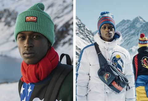 751a1618baafd Ralph Lauren Takes Streetwear To The Slopes For Your Winter Wardrobe