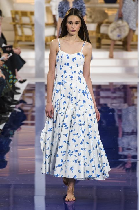 1d5920be817a Looks From Ralph Lauren Spring 2018 NYFW Show – Ralph Lauren Runway ...